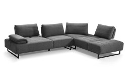 Canape angle droit modulable tissu mobiliermoss