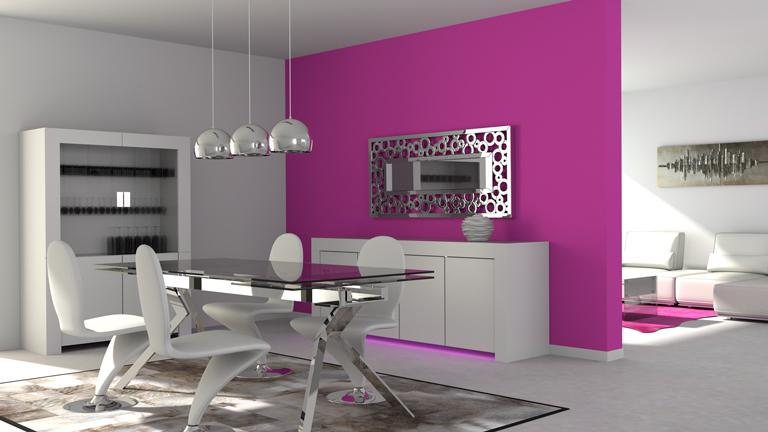 ambiance design galaxy table metallia