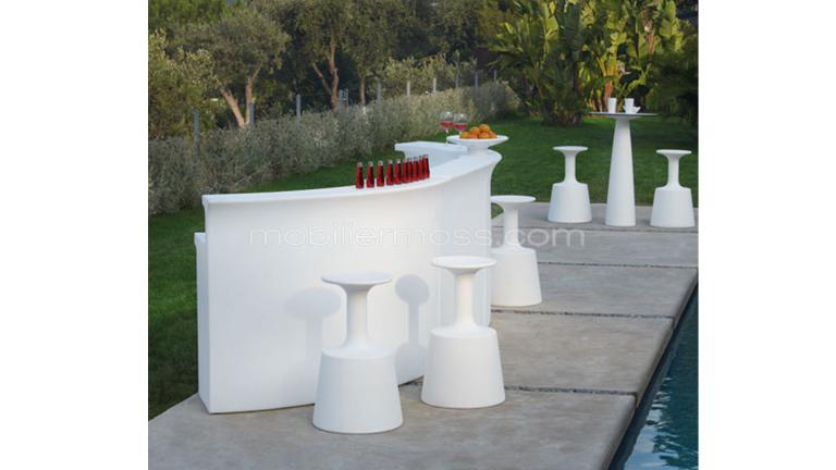 bar polyethylene break bar eclaire reception outdoor mobiliermoss
