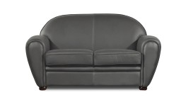 canape 2places cuir gris70233 jazzy 1 mobiliermoss