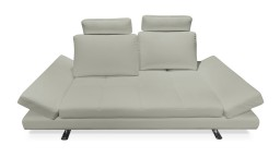 canape 3 places cuir perle mobiliermoss maxho mobiliermoss