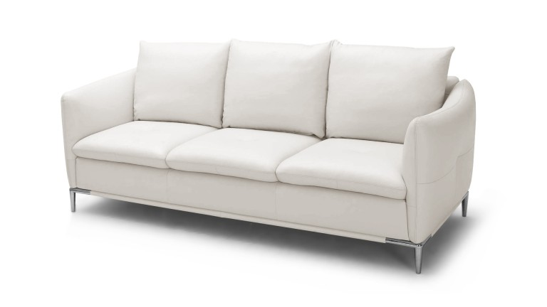 canape 3places cuir blanc 9715 halden mobiliermoss
