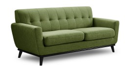 canape 3places vintage capiton tissu vert10 stockolm mobiliermoss