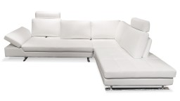 Canape angle cuir blanc mobiliermoss