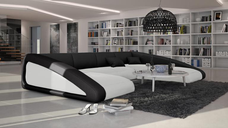 Souvent Canape design tres confortable HA62