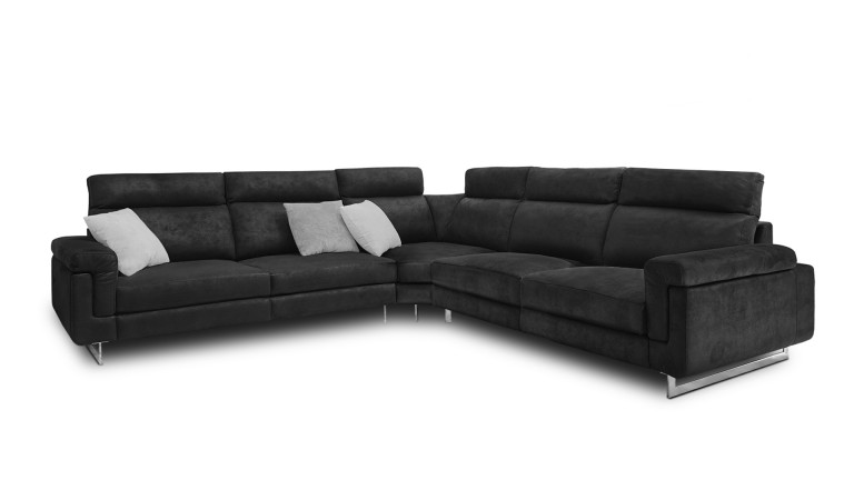 Position in sofa modular slot sofa a dynamic piece of for Canape pronunciation