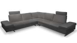 canape angle xxl cuir anthracite mobiliermoss