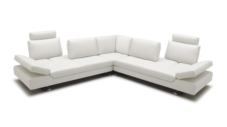 Canape d 39 angle relax xxl en cuir contemporain minho for Definition of canape