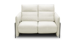 canape cuir relax 2places face blanc9715 hoje mobiliermoss