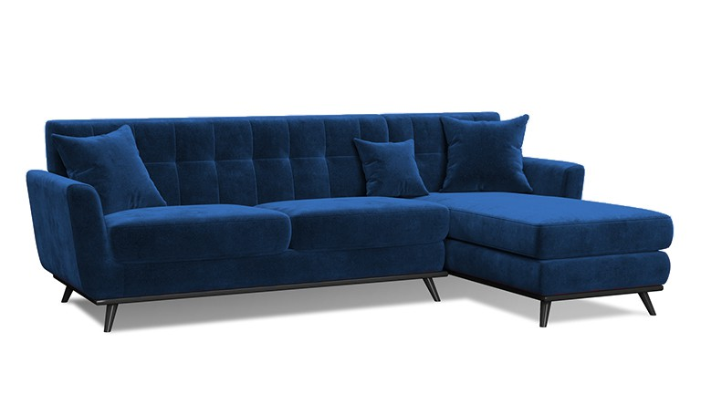 canape angle droit scandinave stockolm velours bleumarine 78A mobiliermoss