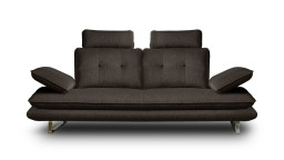 canape modulable tissu L09 2 places kosveg mobiliermoss