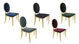 chaise baroque velours 4 1 palmyr mobiliermoss