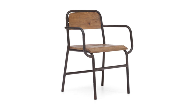 Chaise industriel 4 - Chaises metal industriel ...