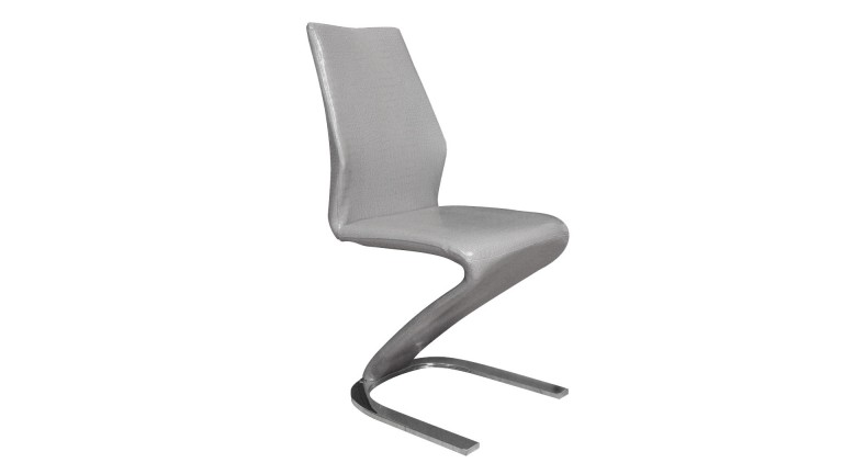 chaise cadix croco grey mobiliermoss B