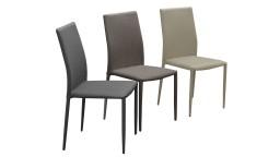 chaise design ludvika couleurs