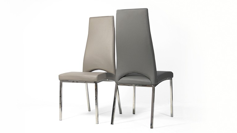 chaise rebekah taupe gris mobiliermoss