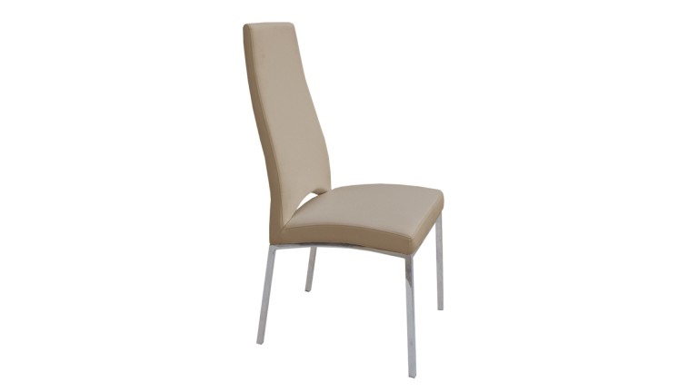 chaise rebekah taupe mobiliermoss