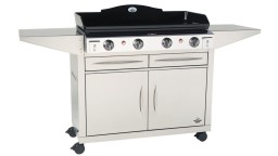 chariot inox plancha fonte emaillee prestige900 forge adour mobiliermoss