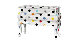 commode seletti POI 2tiroirs collection wary mobiliermoss