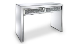 console 2 tiroirs strass manihi mobiliermoss