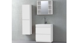 ensemble meuble vasque blanc mario mobiliermoss