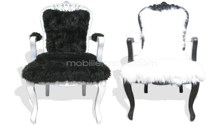 chaise baroque contemporain. Black Bedroom Furniture Sets. Home Design Ideas