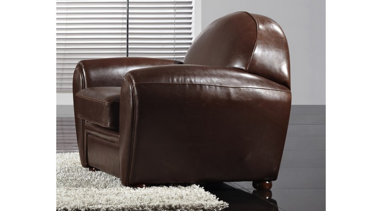 fauteuil cuir bycast CP065 jazzy mobiliermoss