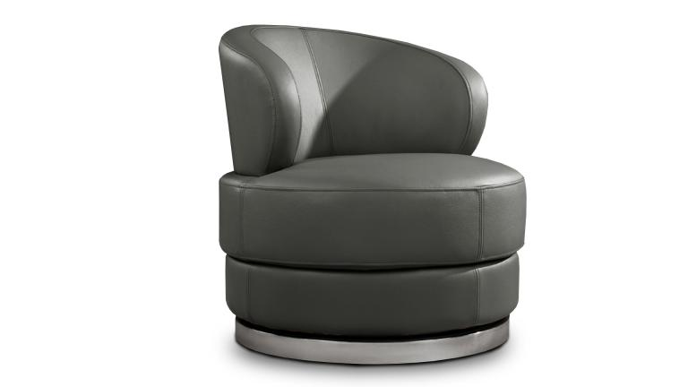 fauteuil rond pour int rieur moderne groove mobilier moss. Black Bedroom Furniture Sets. Home Design Ideas