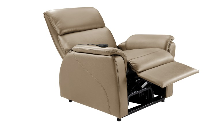 fauteuil tout cuir relaxation2 beige 20 clayton mobiliermoss