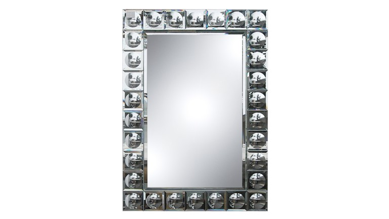 grand miroir design rectangulaire mosaique vertical colomba mobiliermoss