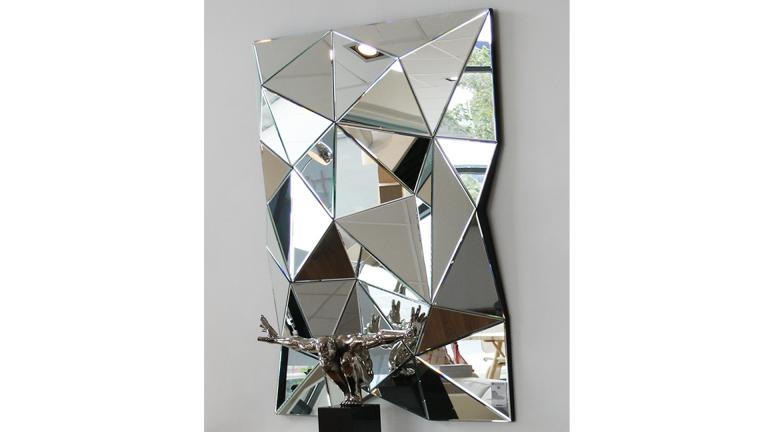 Vente de miroirs design wall un superbe grand miroir au design moderne m - Grand miroir design pas cher ...
