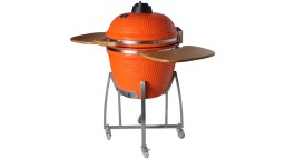 kamado kingsize grill ceramica xxl 60 orange