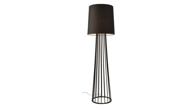 lampadaire mayland avec pied fil m tal design sompex mobilier moss. Black Bedroom Furniture Sets. Home Design Ideas