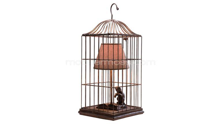 lampe cage mobiliermoss