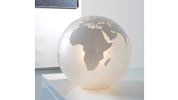 lampe globe a poser led allume sompex Hearth mobiliermoss