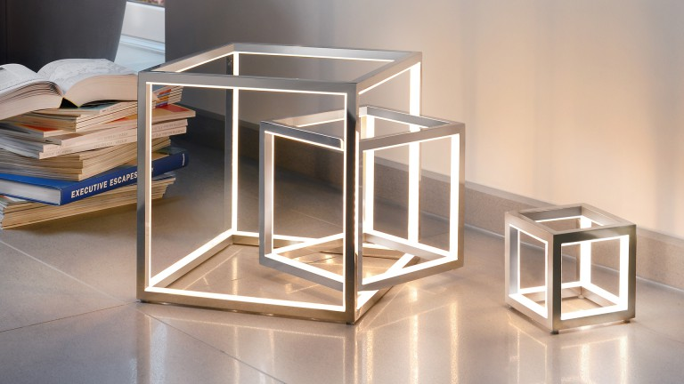 lampe led cube design sompex mobiliermoss