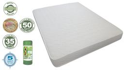 Mobiliermoss.com - Matelas bulko double face à mémoire de forme relaxation optimale