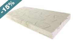 matelas memoire de forme natural sleep blanc2016 mobiliermoss