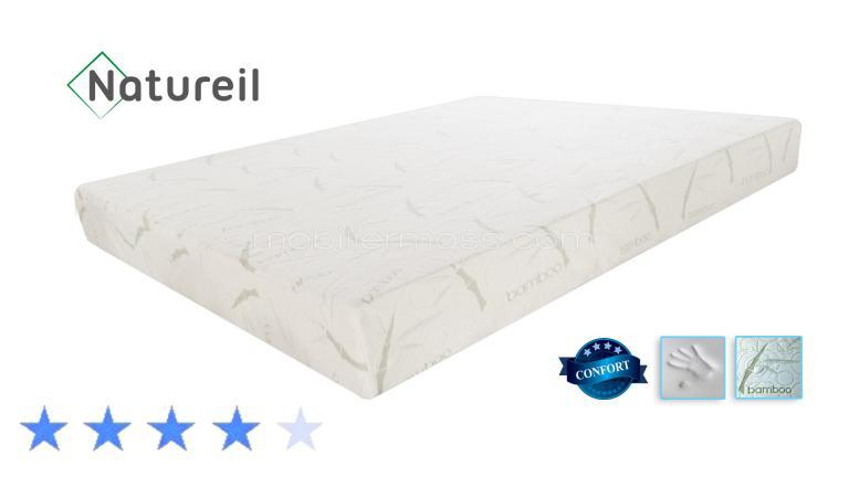 matelas memoire night ampli