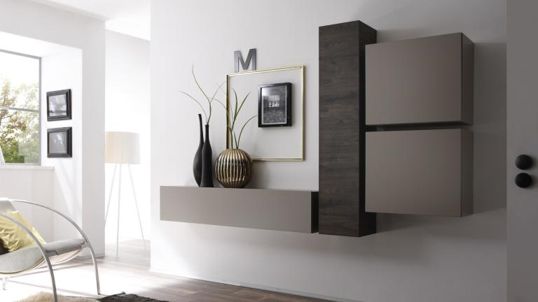 meuble tele a suspendre solutions pour la d coration. Black Bedroom Furniture Sets. Home Design Ideas