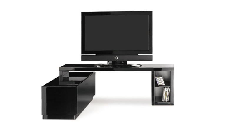 meuble tv mara d couvrez un meuble tv au design moderne mobilier moss. Black Bedroom Furniture Sets. Home Design Ideas
