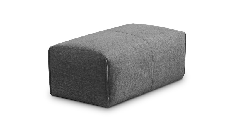 pouf ottoman composition modules tissu06 ikalis mobiliermoss