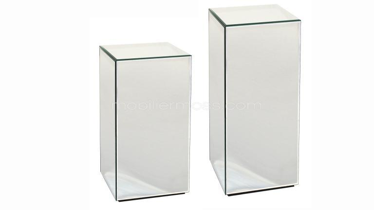 reflect socle miroir design moderne mobiliermoss vente