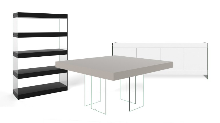composez votre salle manger crystalline mobilier moss. Black Bedroom Furniture Sets. Home Design Ideas