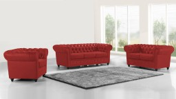 salon cuir canape chesterfiel rouge liverpool mobiliermoss
