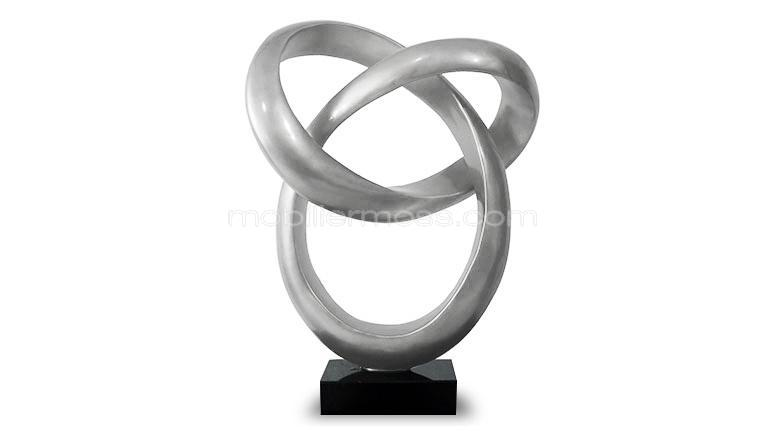 sculpture ring argent mobiliermoss