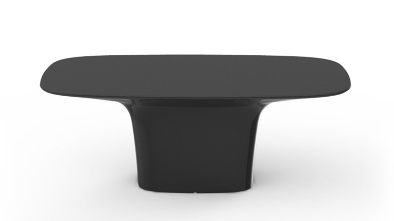 Table design contemporain ufo mobiliermoss
