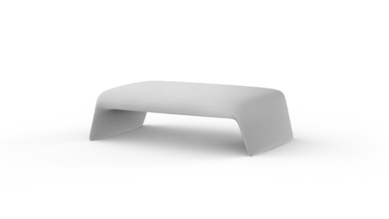 Table Basse Contemporaine En Polyethylene Design Vondom Blow