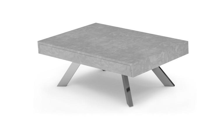 Table basse beton design images - Table effet beton ...