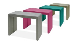 table console modulable extensible design 4coul clodia mobiliermoss